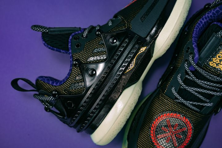 Dwyane Wade & Rick Ross Way of Wade Sneakers