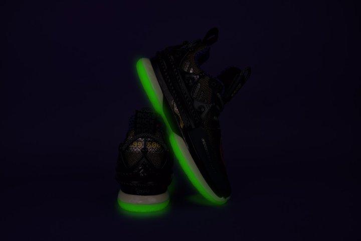 Dwyane Wade & Rick Ross Way of Wade Sneakers