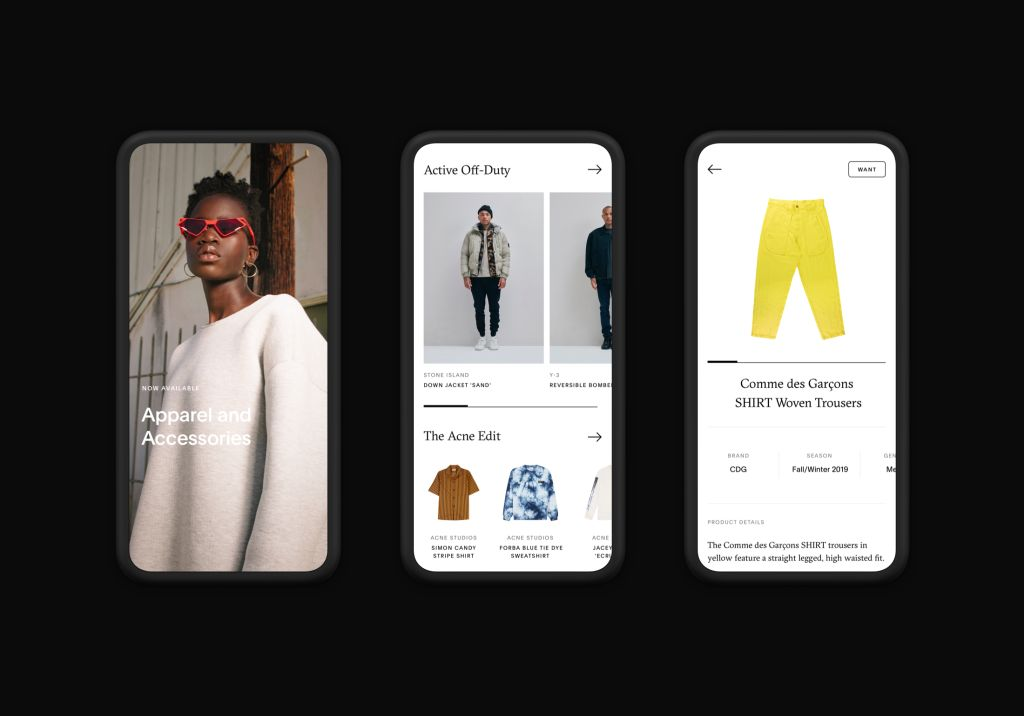 Users Can Now Buy Apparel & Accessories On GOAT