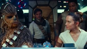 Star Wars: The Rise of Skywalker frames