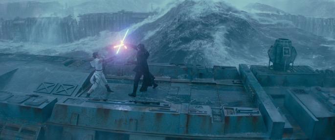 Star Wars: The Rise of Skywalker frames
