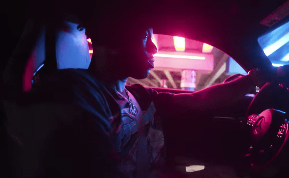 Nigel Sylvester Brings 'Need For Speed: Heat' To Life In Short Film