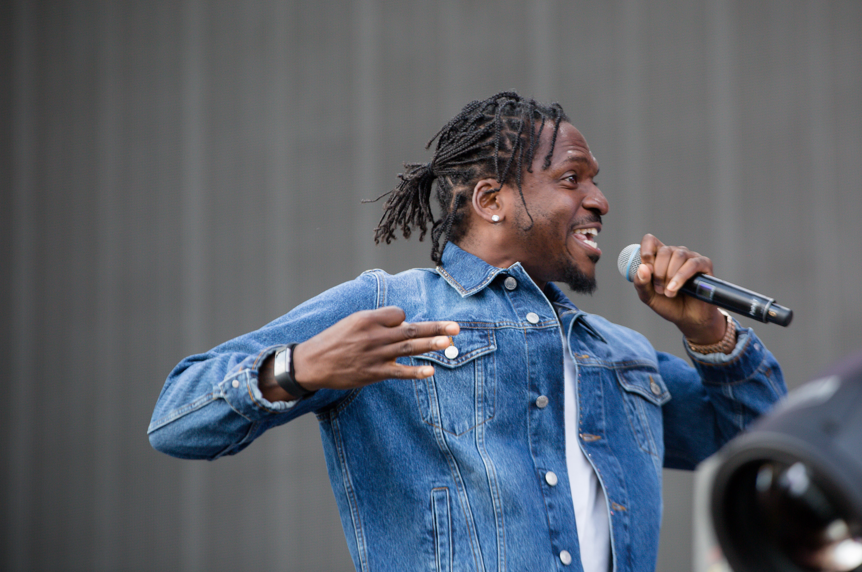 Drug References In Pusha T's Music Have Stopped Some Of His Bags