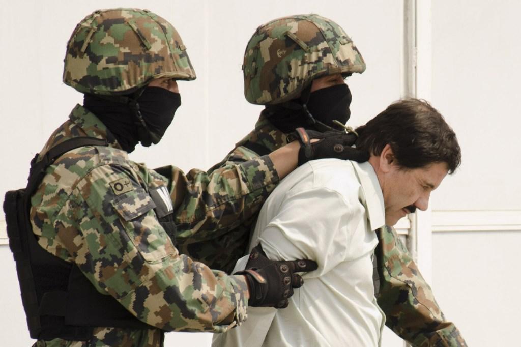 El Chapo capture