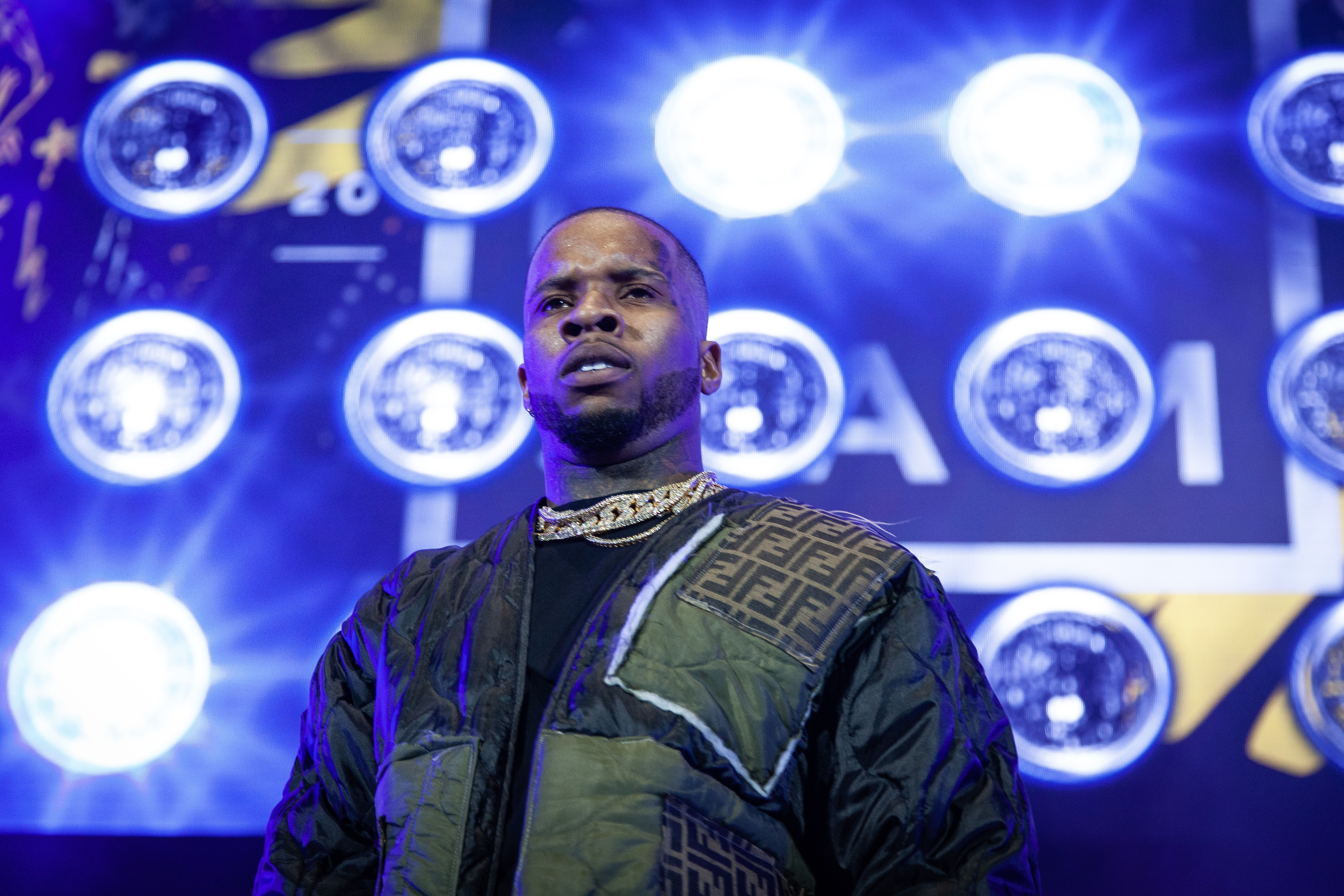 """Tory Lanez Says He Was """"Too Drunk"""" When He Shot Megan Thee Stallion"""