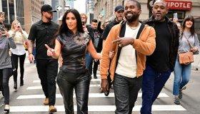 Celebrity Sightings in New York City - October 25, 2019