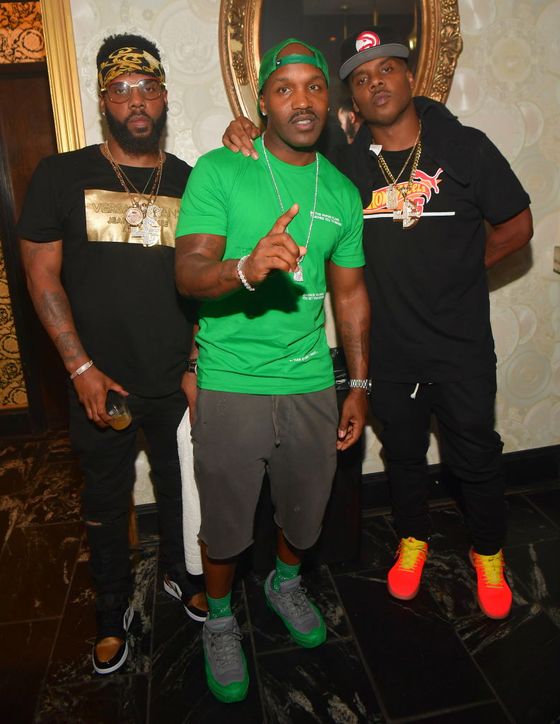 Ladies Love R&B Hosted by Jagged Edge