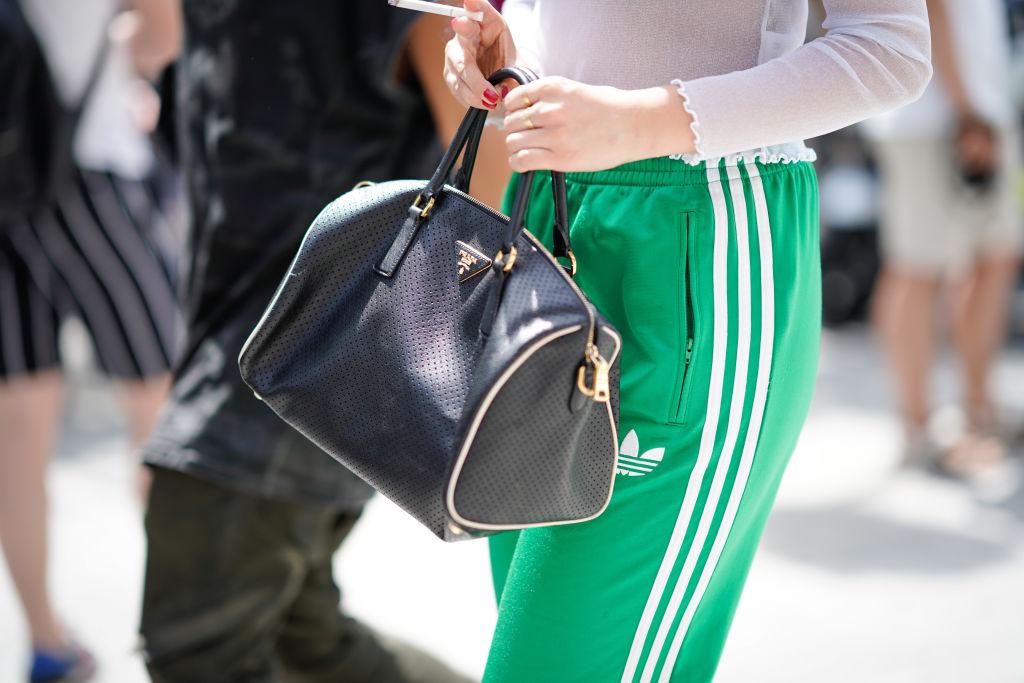 Street Style - Paris Fashion Week - Menswear Spring/Summer 2018 : Day Two