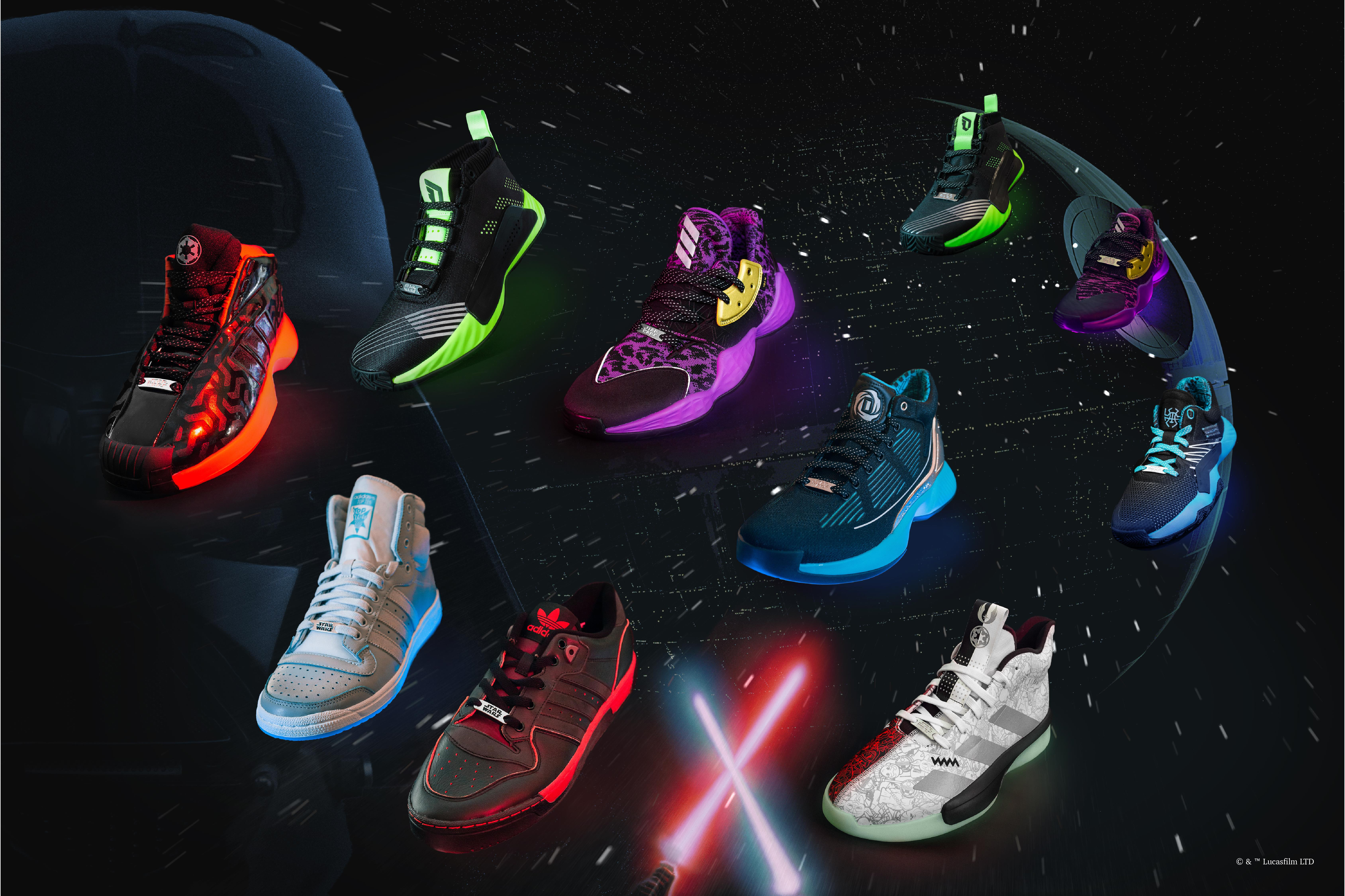adidas & 'Star Wars' To Drop A R2-D2 Themed Nite Jogger | The ...