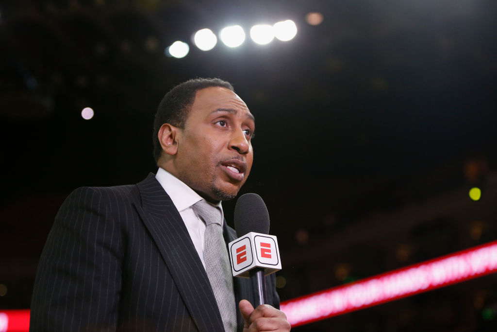 Stephen A.Smith Now The Highest Paid On-Air Talent At ESPN