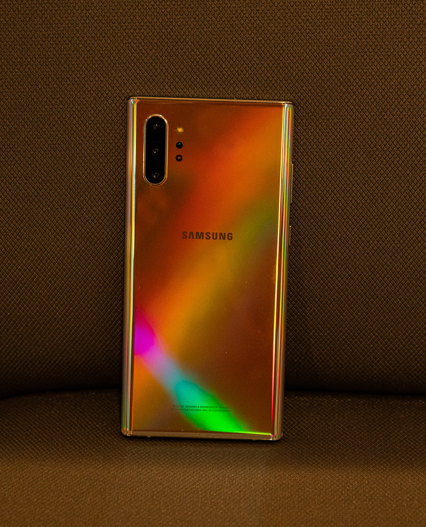 Samsung Galaxy Note 10 Plus and Google Pixel 4 XL