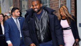 Celebrity Sightings In New York City - November 07, 2019