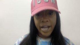 Trina on TMZ