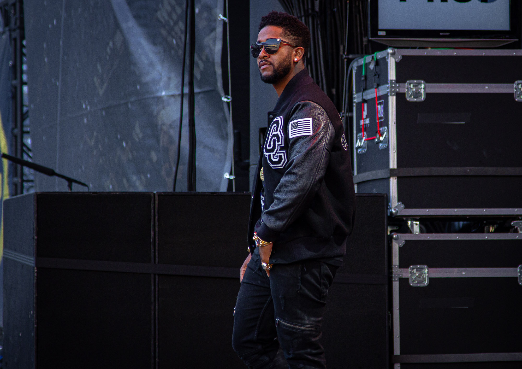 Omarion Confirms He Doesn't Care About Apryl Jones & Lil Fizz