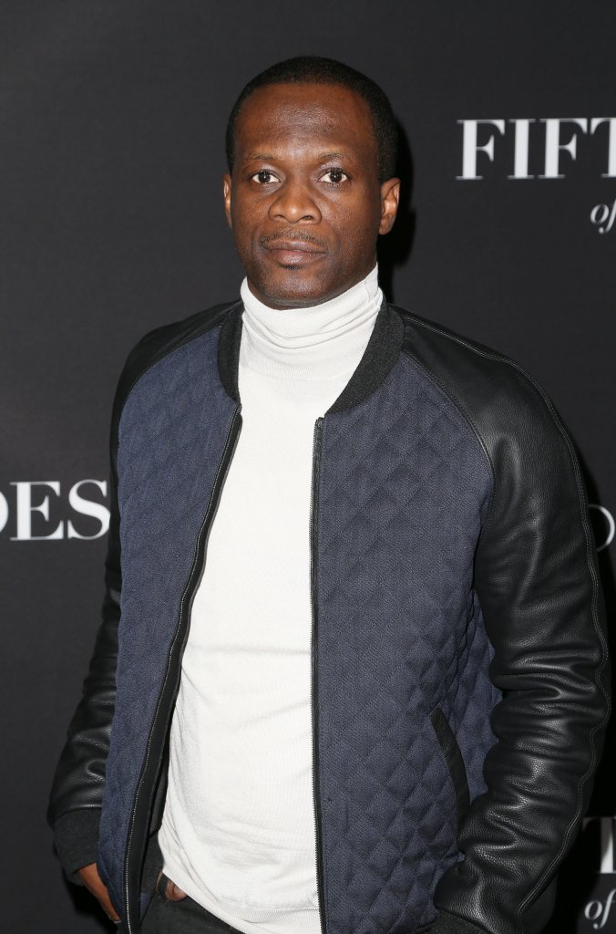 Fifty Shades Of Black Premiere
