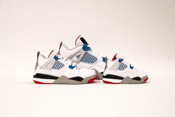 """Air Jordan 4 """"What The"""" -Foot Locker Week of Greatness 2019"""