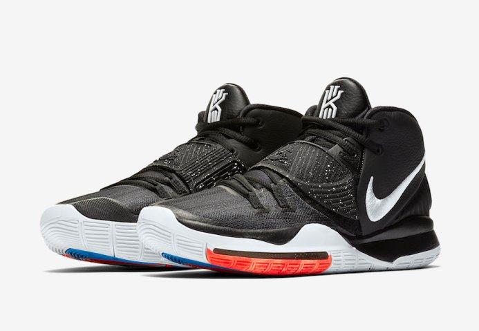 Nike Kyrie 6 Black/White 2 -Foot Locker Week of Greatness 2019