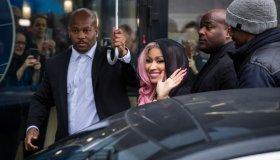 Nicki Minaj in Oslo.