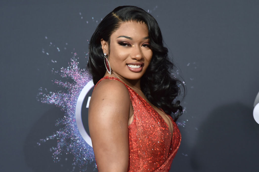 Megan Thee Stallion Confirms She Is Single In New AMAs Freestyle