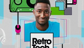 """YouTube Learning Series """"Retro Tech"""""""