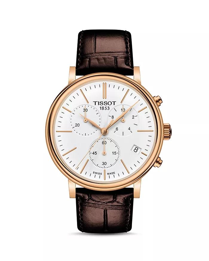 TISSOT Carson Premium Chronograph Watch