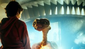 Henry Thomas In 'E.T. The Extra-Terrestrial'