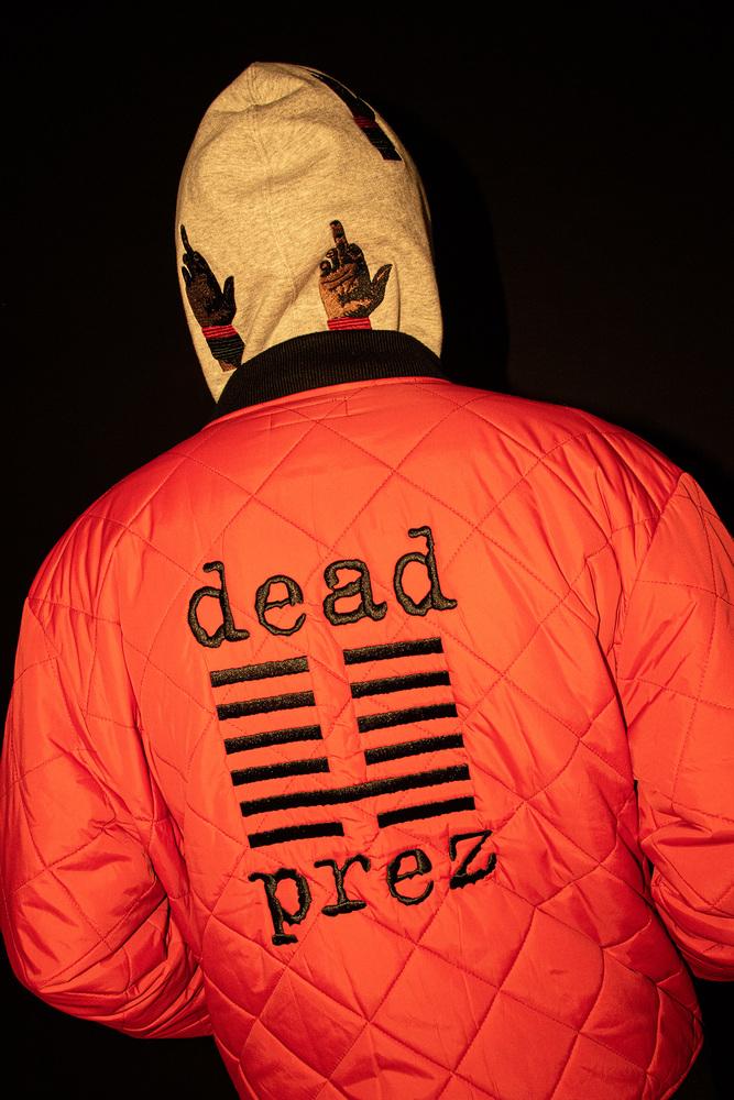 dead prez x Supreme