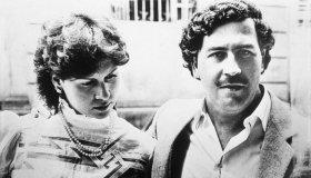 Pablo Escobar et son épouse en 1983