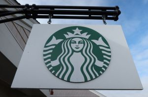 Starbucks Store at Woodbury Commons Premium Outlets Mall