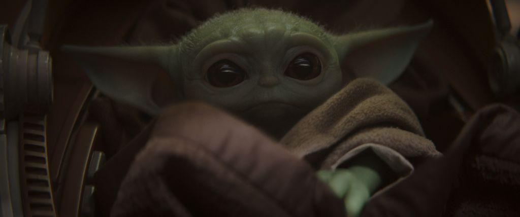 Baby Yoda aka The Child From The Madalorian