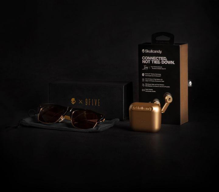 Skullcandy Unveils Limited Edition December Gold Capsule