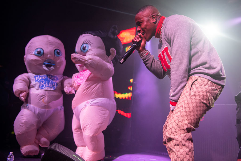 DaBaby Performs at Echostage in Washington, D.C.