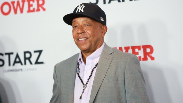 Russell Simmons at arrivals for POWER Fi...