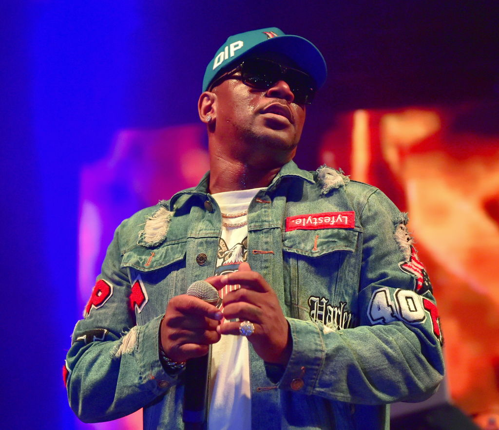 Cam'ron Reveals He Doesn't Believe Dinosaurs Existed