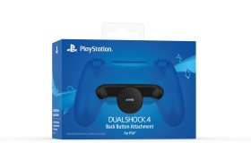 PlayStation Dualshock 4 Controller Back Button Attachment