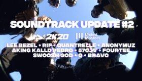 NBA 2K20 Soundtrack Update #2