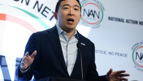 Democratic Presidential Candidates Attend National Action Network Conference