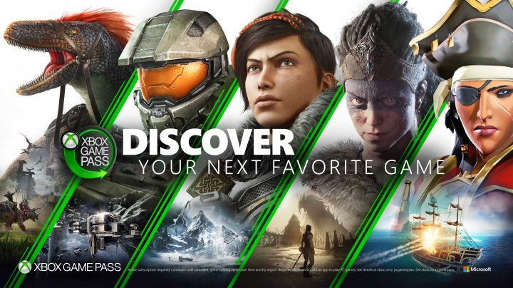 Xbox Game Pass (6 Months)