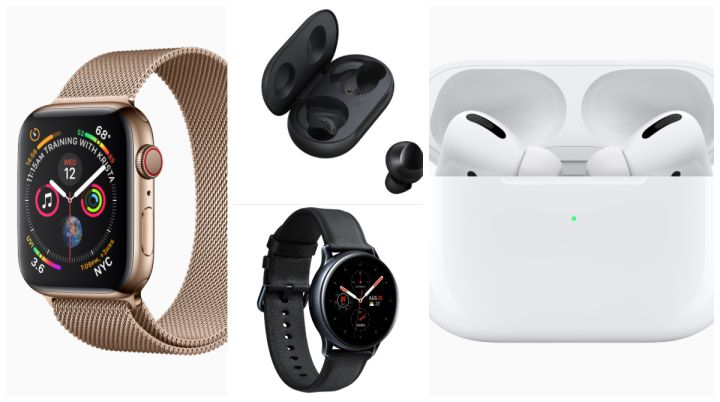 Wearables From Apple & Samsung