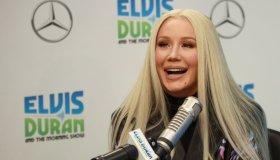 "Iggy Azalea Visits ""The Elvis Duran Z100 Morning Show"""