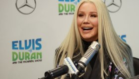 "Iggy Azalea Visits ""The Elvis Duran Z100 Morning Show"""