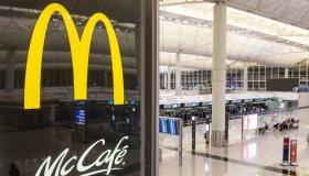American fast-food multinational chain, McDonald's...