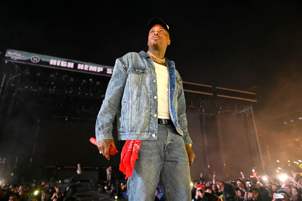 """YG Apologizes For Old """"Ignorant"""" Views Towards The LGBTQ Community"""