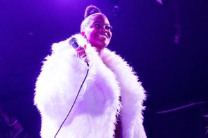 Ari Lennox Performs At Electric Ballroom, London