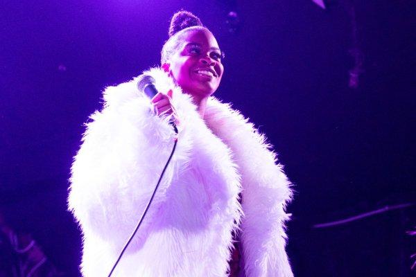 Ari Lennox Performs At Electric Ballroom, London