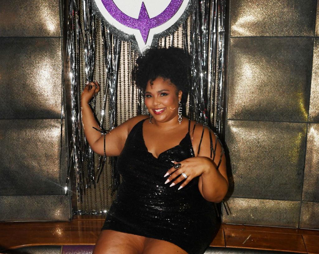 Lizzo Performs at Marquee Nightclub Las Vegas