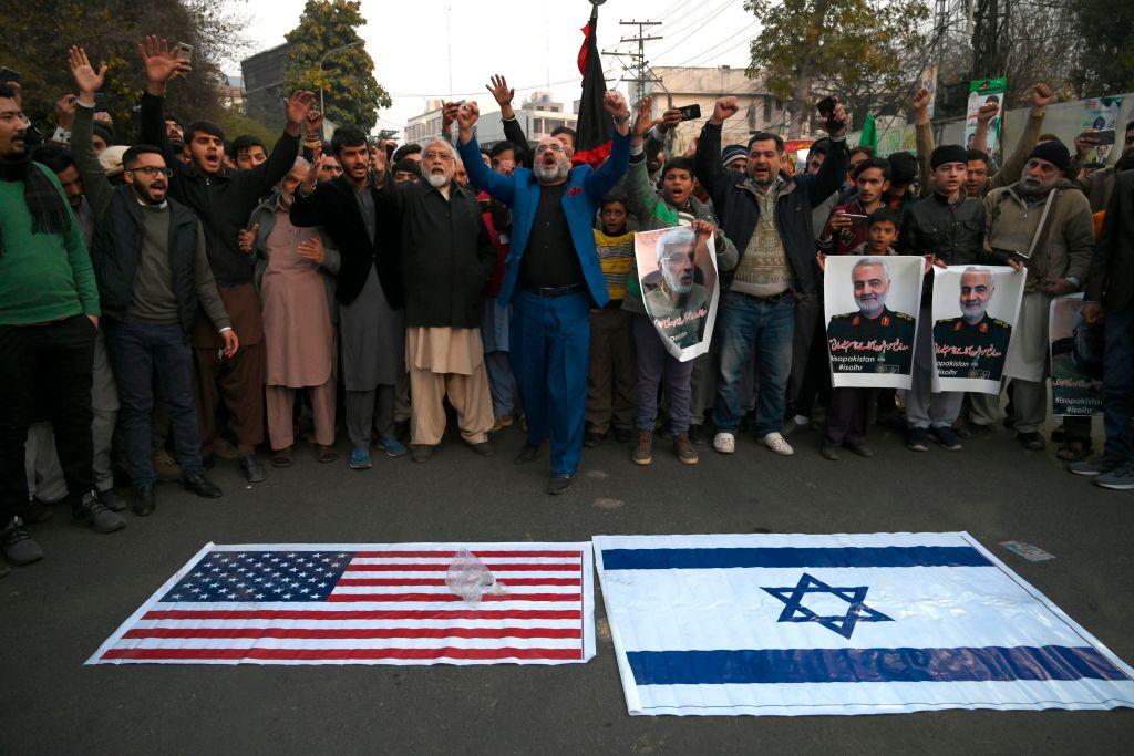 PAKISTAN-US-IRAN-POLITICS-UNREST