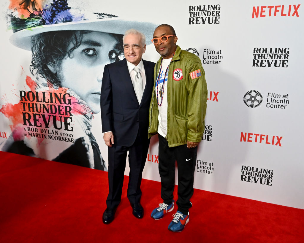 Netflix and Film at Lincoln Center host the world premiere of ROLLING THUNDER REVUE: A BOB DYLAN STORY BY MARTIN SCORSESE