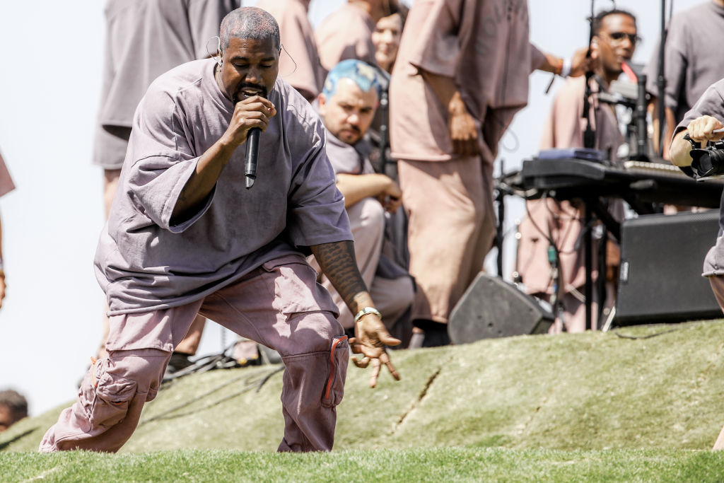 Kanye West Reportedly Going Global With 'Sunday Service' Gospel Show