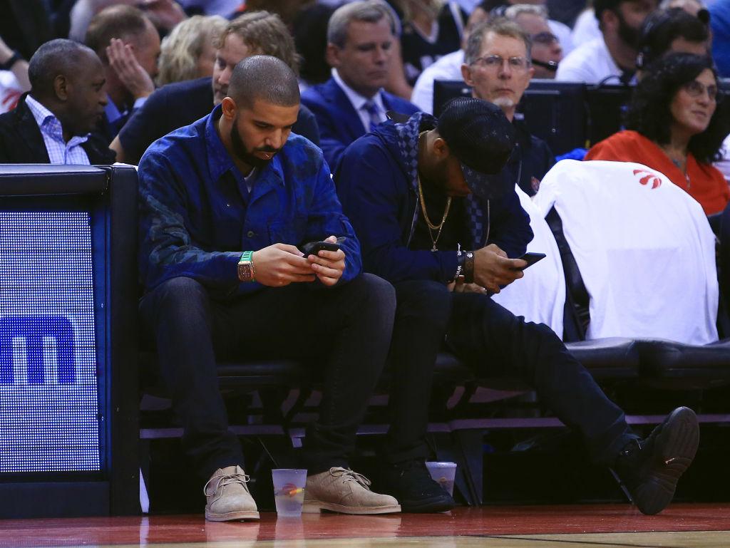 Cleveland Cavaliers v Toronto Raptors - Game Three